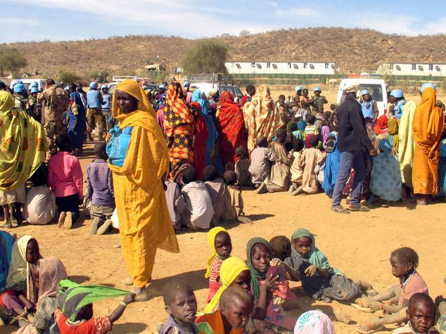 Sud Sudan: profughi all'estero sono piu' di un milione