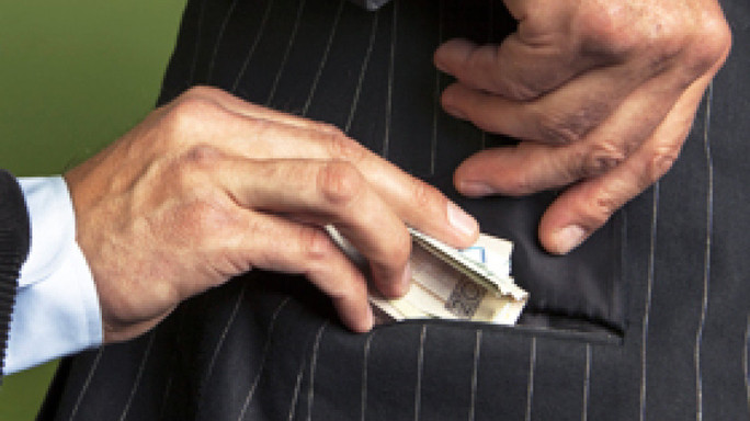 La maxi bufala della corruzione che ci costa 60 miliardi l'anno e che tutti ripetono dal 2009