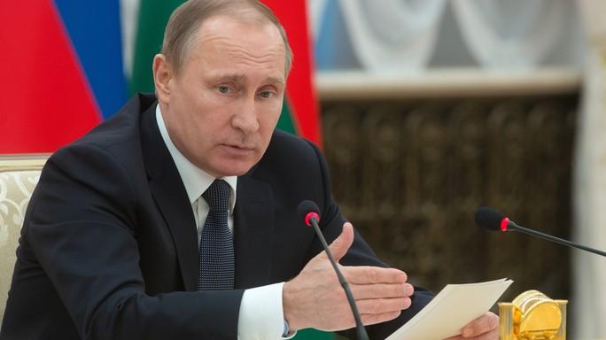 Siria, Putin ordina il ritiro delle truppe