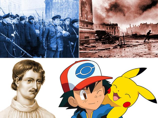 Accadde oggi, dall'incendio del Reichstag al debutto dei Pokémon