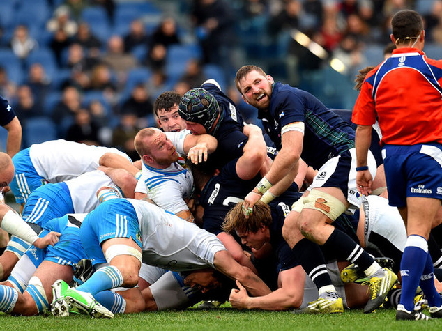 Rugby: 6 Nazioni, Italia ko con Scozia, incubo cucchiaio legno