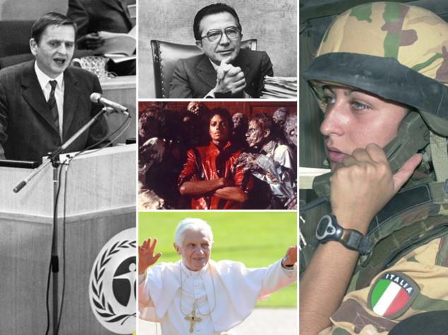 I fatti del 28 febbraio: dalla morte di Olof Palme al ritiro di Benedetto XVI