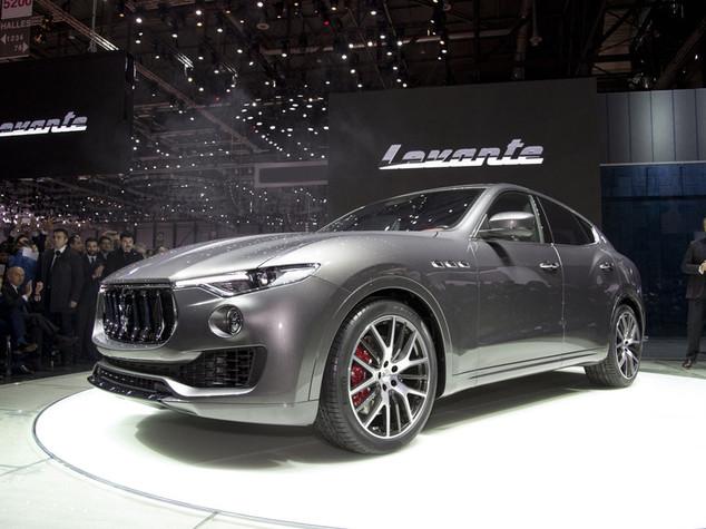 Maserati vola, a settembre in Italia +115% immatricolazioni