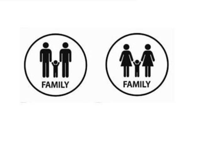 Tribunale Roma affida i tre figli a coppia di mamme