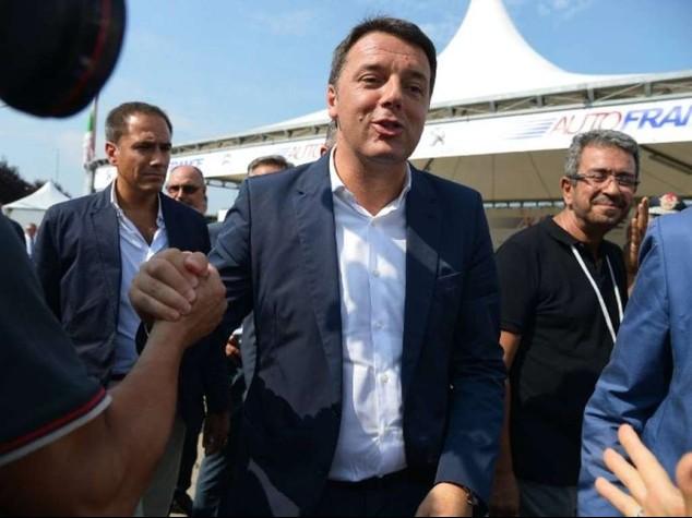 """Renzi, """"non temo franchi tiratori"""" Su Consulta parola alle Camere"""