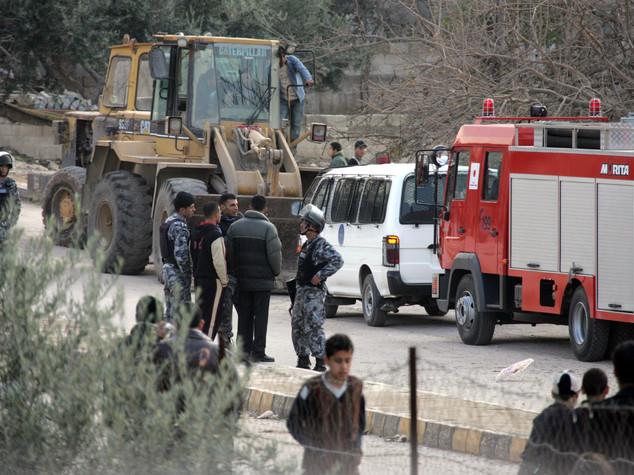 Giordania, 5 morti in scontri vicino al confine siriano