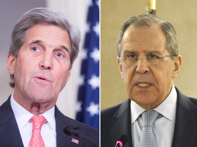 """Lavrov-Kerry, su Siria """"cruciale"""" coordinamento militare"""