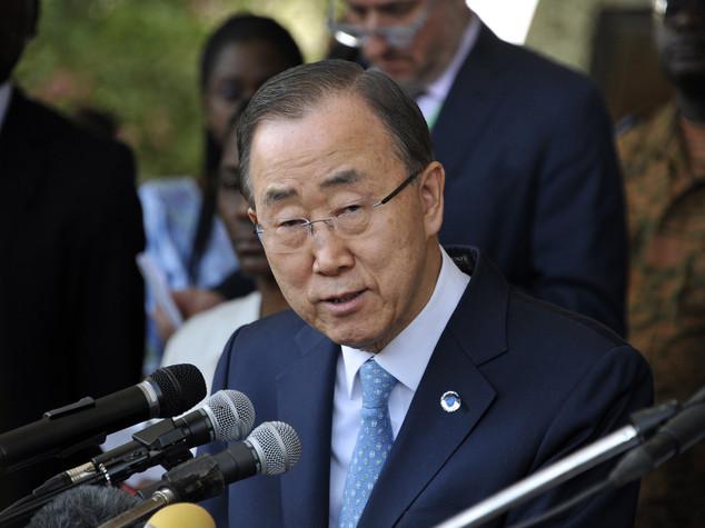 "Siria: Ban Ki-moon, ""attacchi a ospedali crimine guerra"""