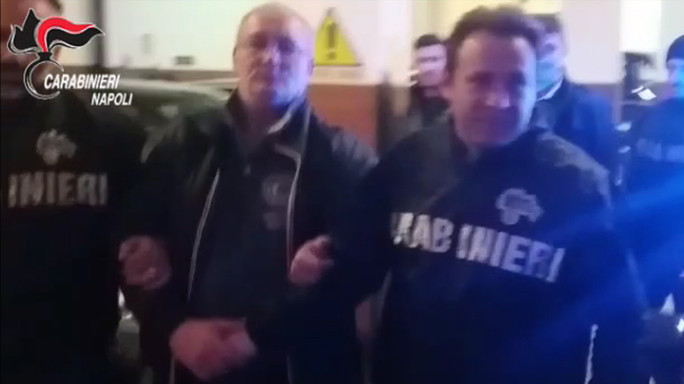 Camorra, preso a Chioggia boss latitante -  Video