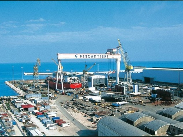 Fincantieri signs deal for seven ships with Qatar