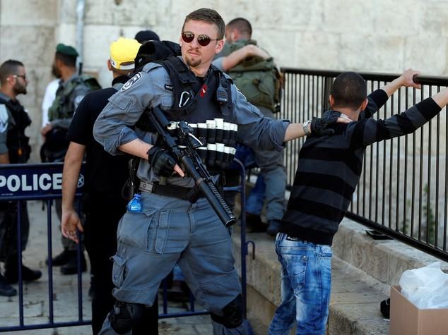 Tre attentatori palestinesi uccisi in Cisgiordania