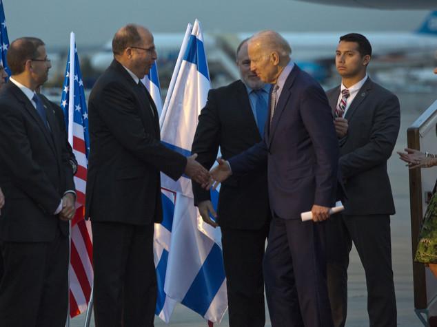 Sangue in Israele mentre arriva Biden