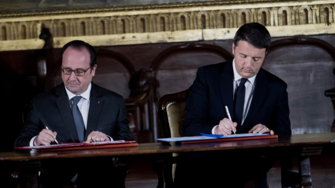 Renzi-Hollande, è tempo di agire in Libia