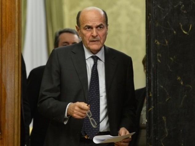 L'amarezza di Bersani, verso lo scontro in Direzione Pd