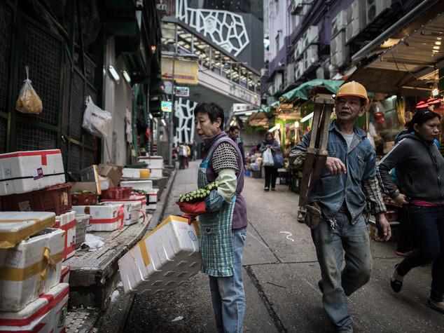 Cina: produzione industriale +5,4%, dato peggiore dal 2008