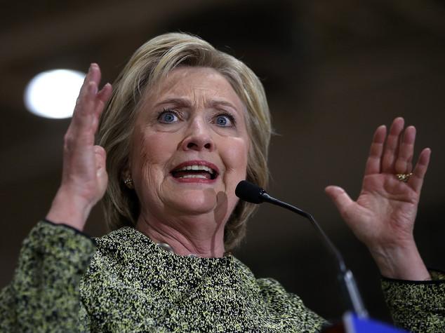 """Da Clinton a Cruz, tutti contro Trump """"sua retorica divide"""""""