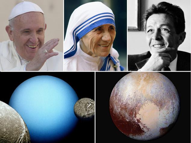 Accadde oggi: dalla scoperta di Urano all'elezione di Papa Francesco