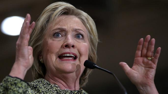 Hillary Clinton da domani di nuovo in pista