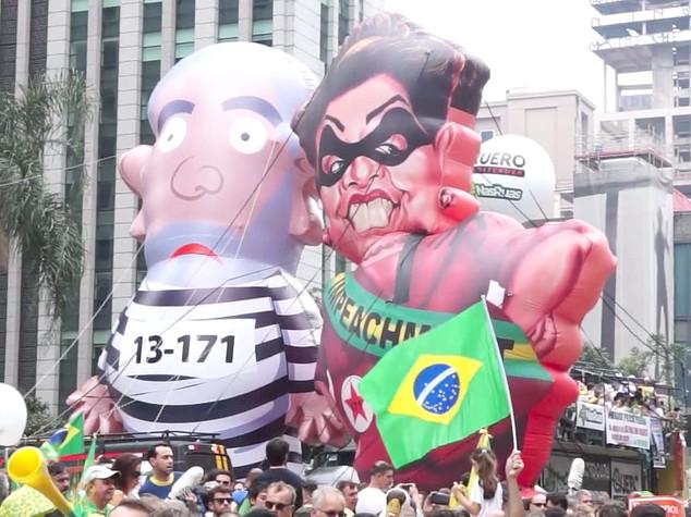 Brasile, al via impeachment Rousseff