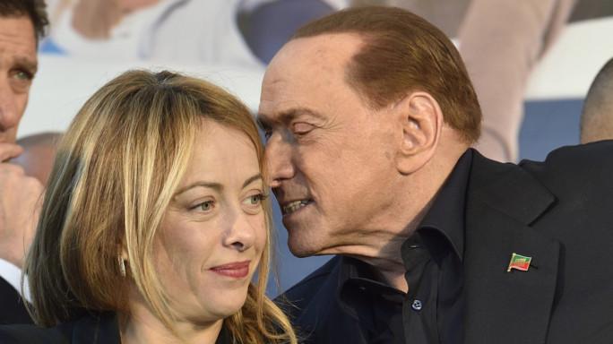 """Berlusconi """"Meloni mamma o sindaco"""". Salvini """"ho più voti di te"""""""