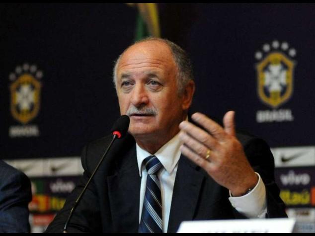 Mondiali: Brasile, la Federcalcio accoglie dimissioni di Scolari