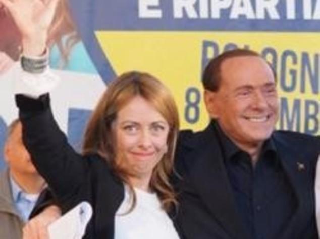"""Berlusconi non molla su Betolaso """"Vincera' con la sua lista civica"""""""