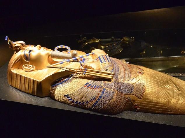 L'ultimo segreto del faraone-bambino, camere occulte nella tomba di Tutankhamon