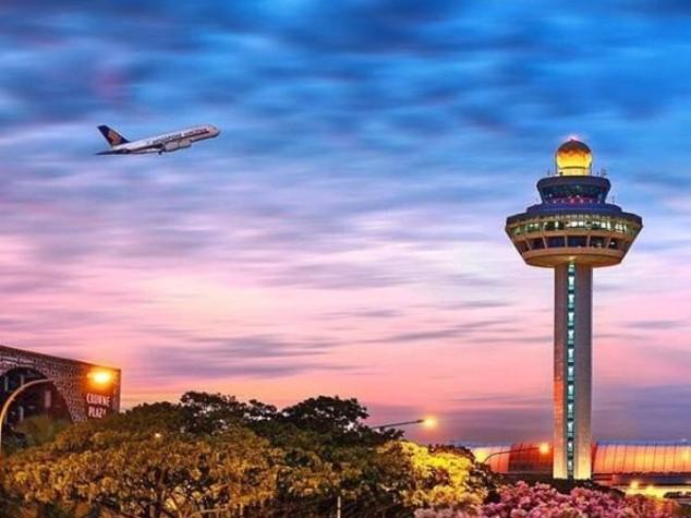Singapore primo aeroporto al mondo, Monaco 'maglia rosa' europea