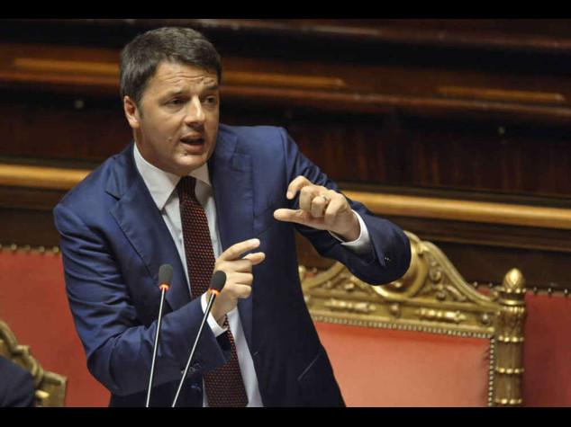 Renzi: con 80 euro consumi su  Basta con litania del fallimento