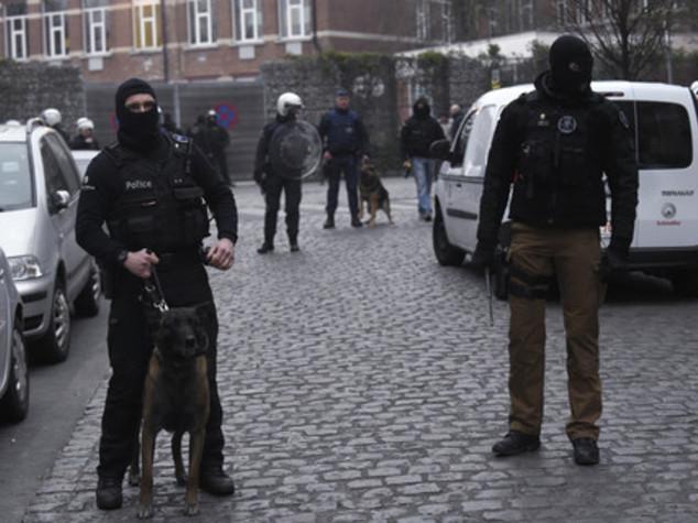 "Blitz anti-terrorismo, ""nel mirino Belgio-Irlanda"""
