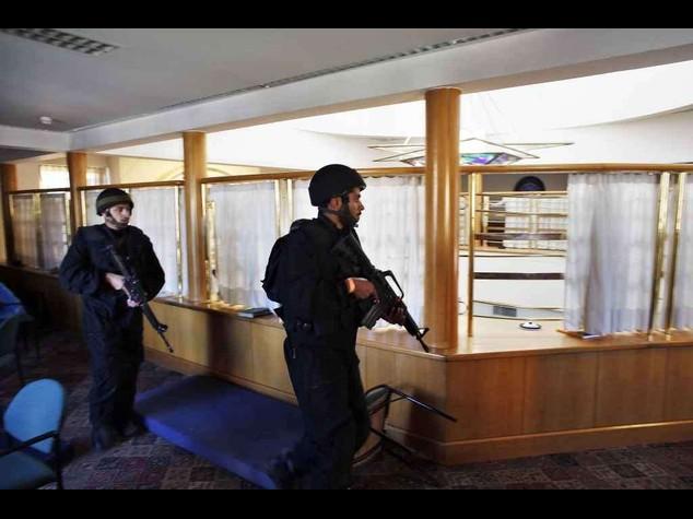 Gerusalemme,strage in sinagoga Quattro vittime, Hamas rivendica