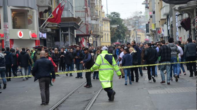 Kamikaze fa strage nel cuore di Istanbul -   VIDEO