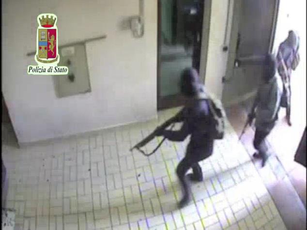 Assalti a portavalori, tre fermi a Zinasco