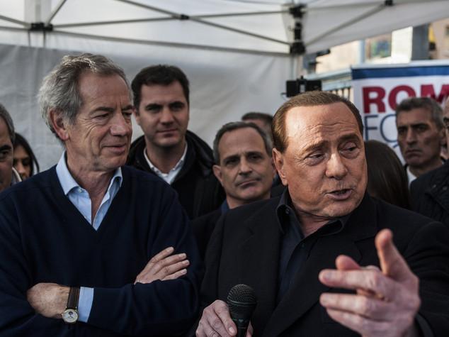 Comunali Roma, Berlusconi: