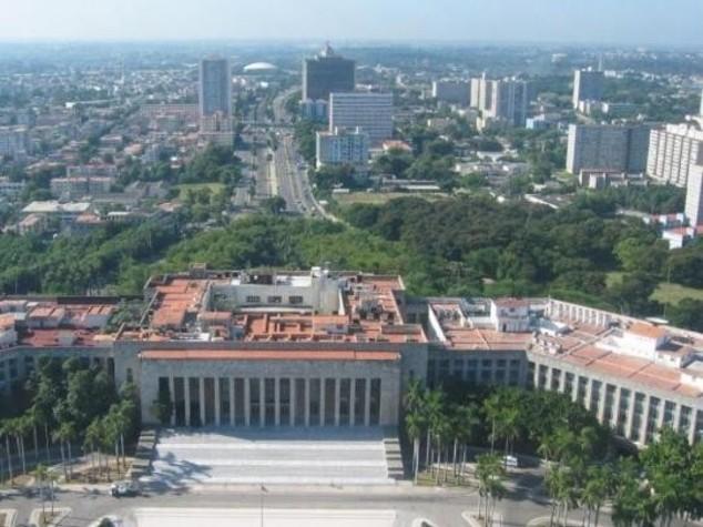 Il Palazzo della Rivoluzione, l'officina di Fidel