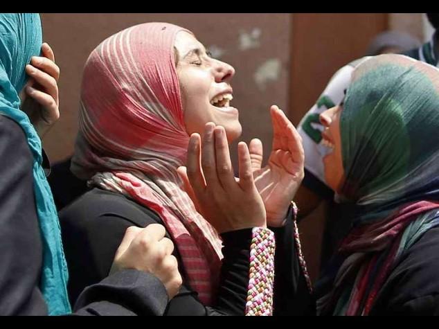 Gaza: missile sull'ospedale, quattro morti