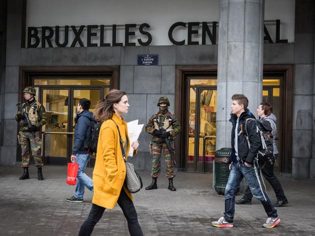 Bruxelles, ecco come sfuggire ad un attacco terroristico