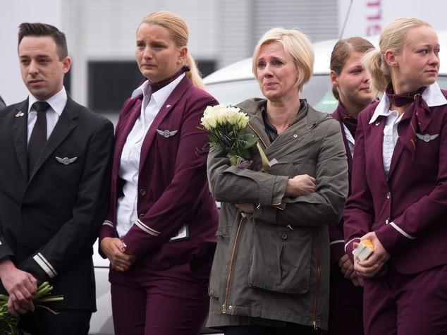 Germanwings: un anno fa la tragedia aerea