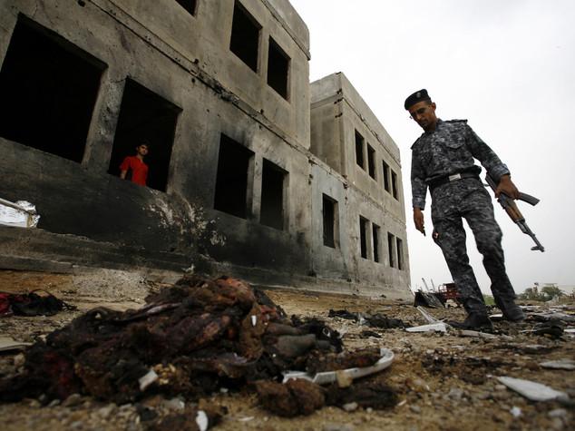 Isis rivendica strage in mercato Baghdad