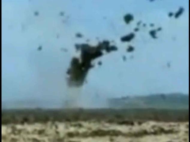 Small volcanic eruption in Sicily kills two children