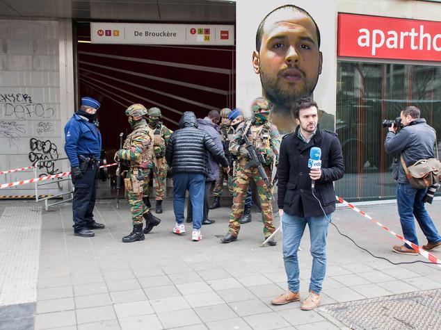 Bruxelles, kamikaze metro passò per Italia nel 2015