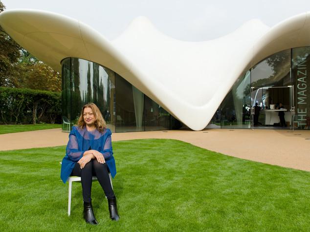 Addio alla visionaria Zaha Hadid, l'architetta del MAXXI - FOTO