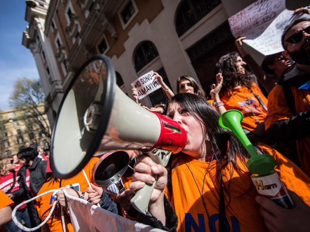 """Almaviva: primo round azienda-sindacati, """"verso sciopero nazionale"""""""