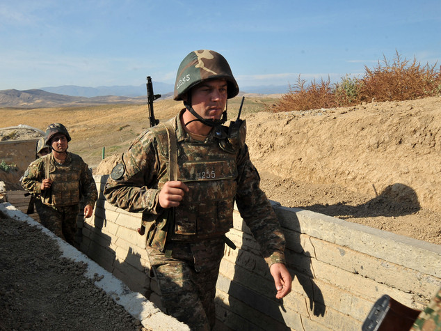 Armenia-Azerbaigian: scontri in Nagorno-Karabakh, decine vittime