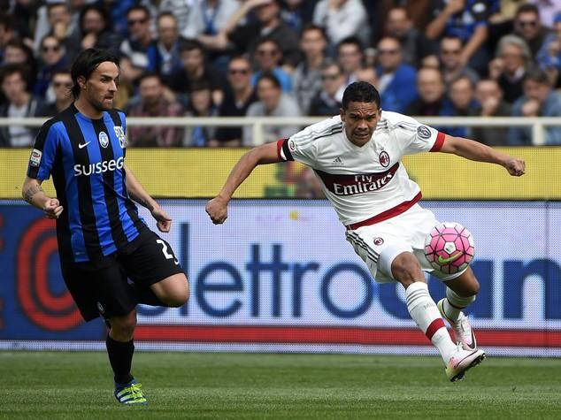 Atalanta-Milan 2-1, rossoneri poco reattivi