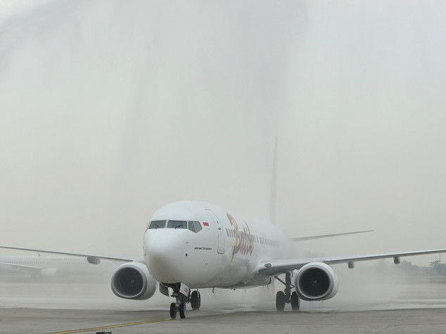 Indonesia: collisione a terra tra 2 aerei a Giacarta, no feriti