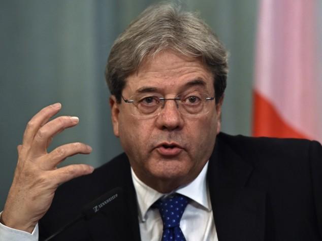 "Italia-Nigeria, Gentiloni a Buhari ""10 mln dlr per Paesi lago Ciad"""