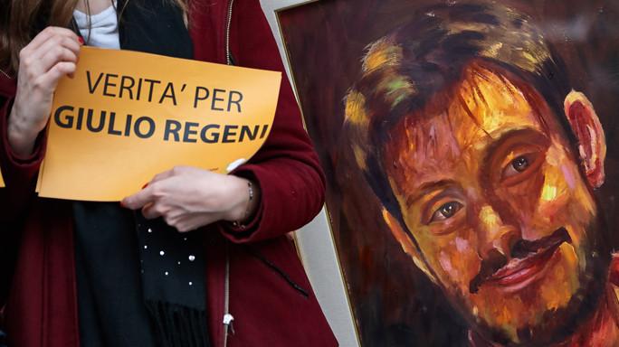 Scarcerato Abdullah, consulente della famiglia Regeni