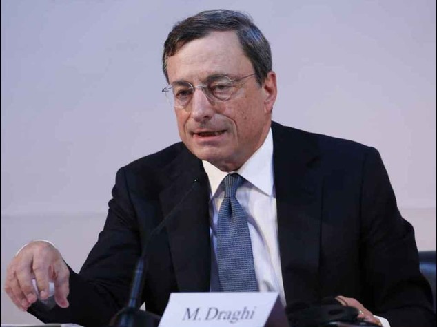 "Bce: al via Qe dal 9 marzo  Draghi, ""Ripresa sara' piu' forte"""