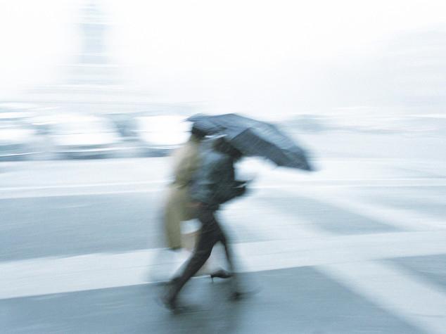 Poppea non molla, weekend sotto la pioggia